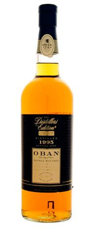 Oban Scotch Vintage Distillers Edition